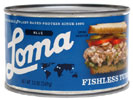 Fishless Vegan Tuna by Loma Linda Blue