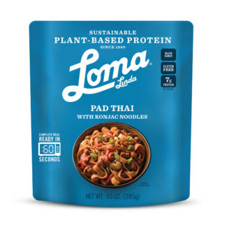 Pad Thai with Konjac Noodles by Loma Linda Blue MAIN