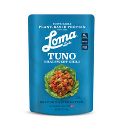 Thai Sweet Chili Fishless Tuna by Loma Linda Blue THUMBNAIL