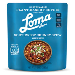Southwest Chunky Stew with Rice by Loma Linda Blue THUMBNAIL