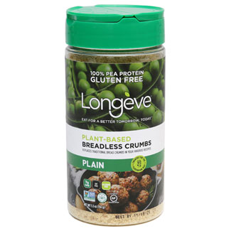 Longeve Plant-Based Breadless Crumbs - Plain MAIN