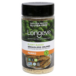 Longeve Plant-Based Breadless Crumbs - Panko THUMBNAIL