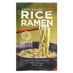 Jade Pearl Rice Ramen with Miso Soup by Lotus Foods THUMBNAIL