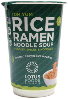 Tom Yum Rice Ramen Noodle Soup Cup by Lotus Foods_LARGE