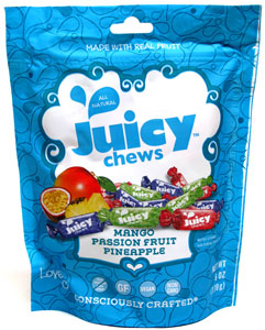 Tropical Juicy Chews by Lovely Candy Company