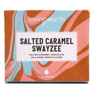 Salted Caramel Swayzee Bar by Loving Earth MAIN