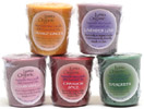 Organic Soy Wax Votive Candles by Lumia Organic