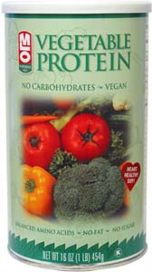 Vegetable Protein Powder by MLO
