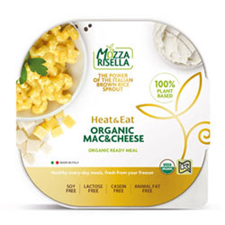 Mozzarisella Organic Vegan Mac & Cheese THUMBNAIL