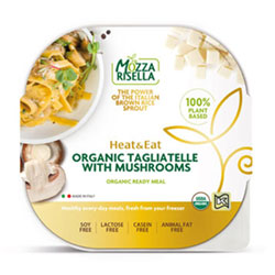 Mozzarisella Organic Tagliatelle with Mushrooms THUMBNAIL