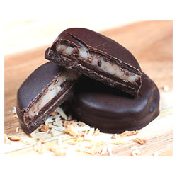 Mama Ganache Organic Coconut Chocolate Patties THUMBNAIL