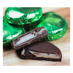 Mama Ganache Organic Chocolate Peppermint Patties THUMBNAIL