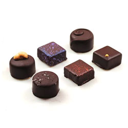 Mama Ganache Organic Truffle Assortment - 6 piece box THUMBNAIL