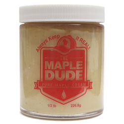 Pure Maple Cream by The Maple Dude THUMBNAIL