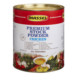4.4 lb. Bouillon Powder by Massel - Chicken Style THUMBNAIL