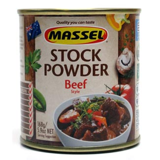 Stock Powder by Massel - Beef Style MAIN