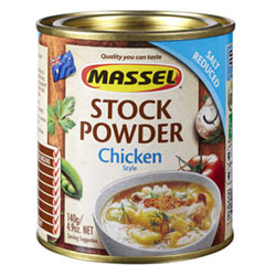 Salt Reduced Stock Powder by Massel - Chicken-Style THUMBNAIL