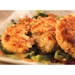 New England Style Crab Cakes by Match Meat THUMBNAIL