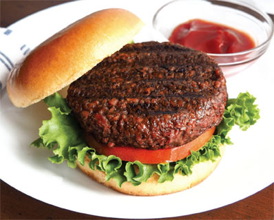 Match Meat Plant-Based Burger Patties
