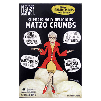 Matzo Crumbs by The Matzo Project MAIN