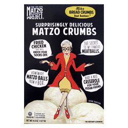 Matzo Crumbs by The Matzo Project THUMBNAIL