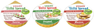 Vegan Tofu Spread by Mazel