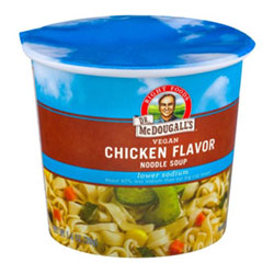 Lower Sodium Chicken Noodle Soup Cup by Dr. McDougall's THUMBNAIL