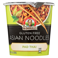 Asian Noodle Cups by Dr. McDougall's- Pad Thai THUMBNAIL