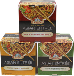 Asian Entrée Vegan Meal Cups by Dr. McDougall's