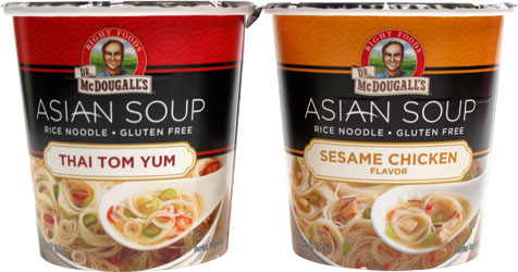 Asian Soup Cups by Dr. McDougall's