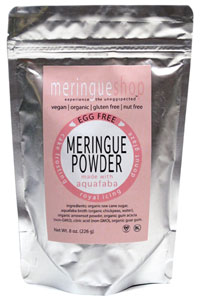 Egg-Free Meringue Powder by Meringueshop