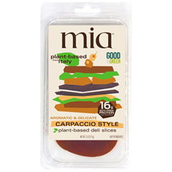 Mia Plant-Based Deli Slices - Carpaccio THUMBNAIL