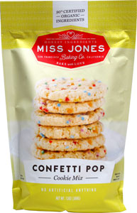 Confetti Pop Cookie Mix by Miss Jones Baking Co.