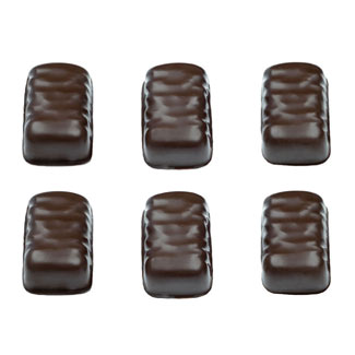Marshmallow Bars by Missionary Chocolates  - 6 pc. box MAIN