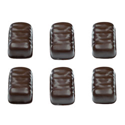 Marshmallow Bars by Missionary Chocolates  - 6 pc. box THUMBNAIL
