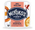 Spicy Revolution Vegan Roadhouse Organic Cheese Spread by Miyoko's Creamery
