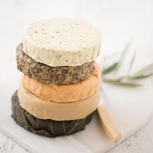 Vegan Cultured Nut Cheeses by Miyoko's Creamery