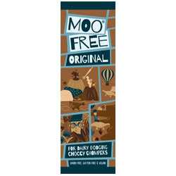 Moo Free Original Ricemilk Chocolate Mini Bar THUMBNAIL