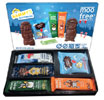 Hammy's Christmas Organic Chocolate Selection Box by Moo Free