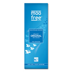 Moo Free Premium Organic Rice Milk Chocolate Bar THUMBNAIL