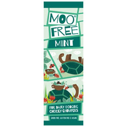 Moo Free Mint Chocolate Mini Bar THUMBNAIL