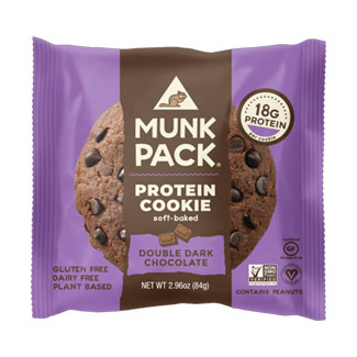 Munk Pack Protein Cookie - Double Dark Chocolate MAIN