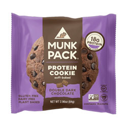 Munk Pack Protein Cookie - Double Dark Chocolate THUMBNAIL