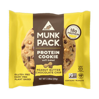 Munk Pack Protein Cookie - Peanut Butter Chocolate Chip MAIN