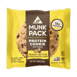 Munk Pack Protein Cookie - Peanut Butter Chocolate Chip THUMBNAIL