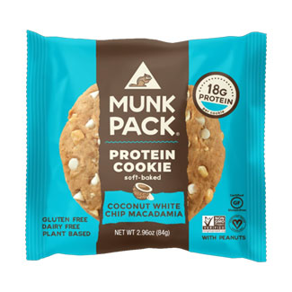 Munk Pack Protein Cookie - Coconut White Chip Macadamia MAIN