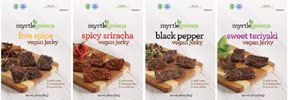 Myrtle Greens Vegan Jerky by VegeUSA