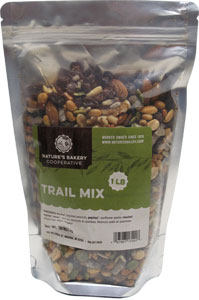 Nature's Bakery Cooperative Vegan Trail Mix