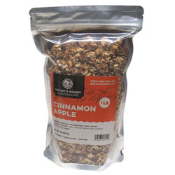 Nature's Bakery Cooperative Organic Granola - Cinnamon Apple THUMBNAIL