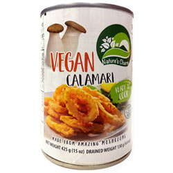 Vegan Calamari by Nature's Charm THUMBNAIL